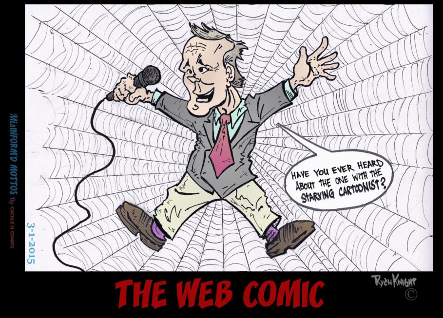 the web comic