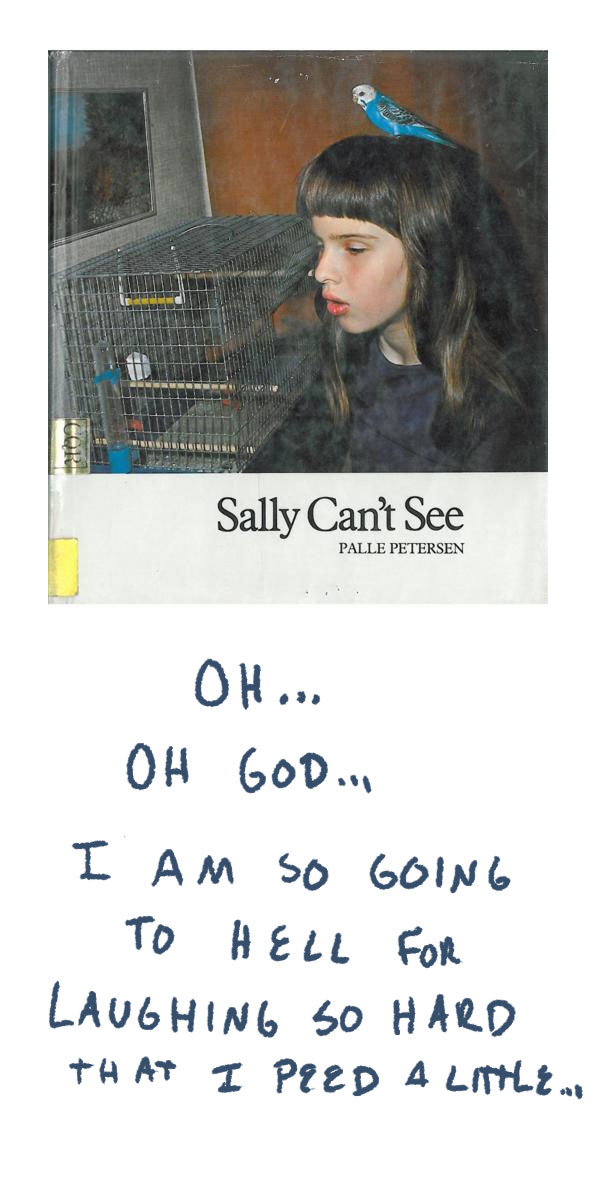 Sally Can't See