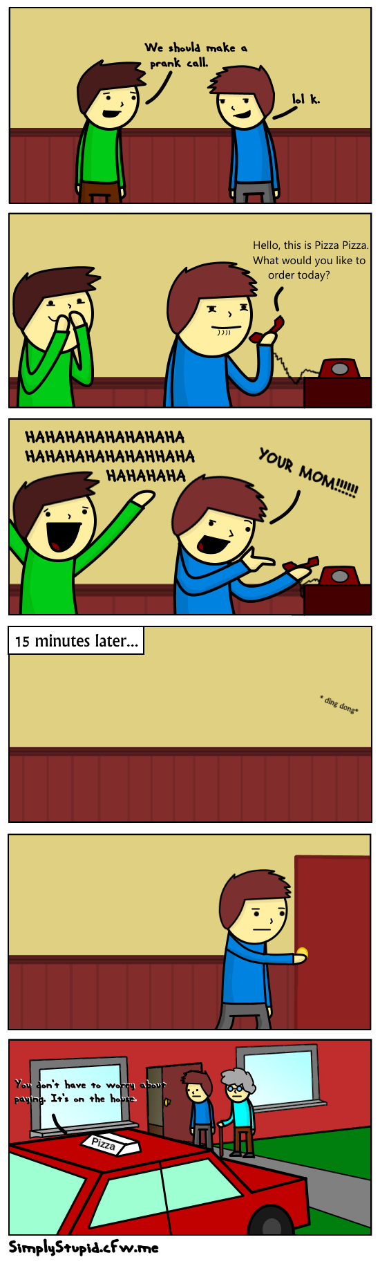 Your Mom!!!