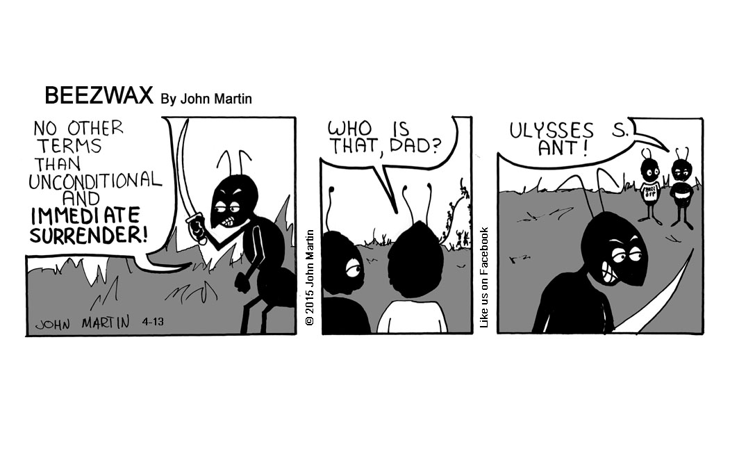 The Ant General