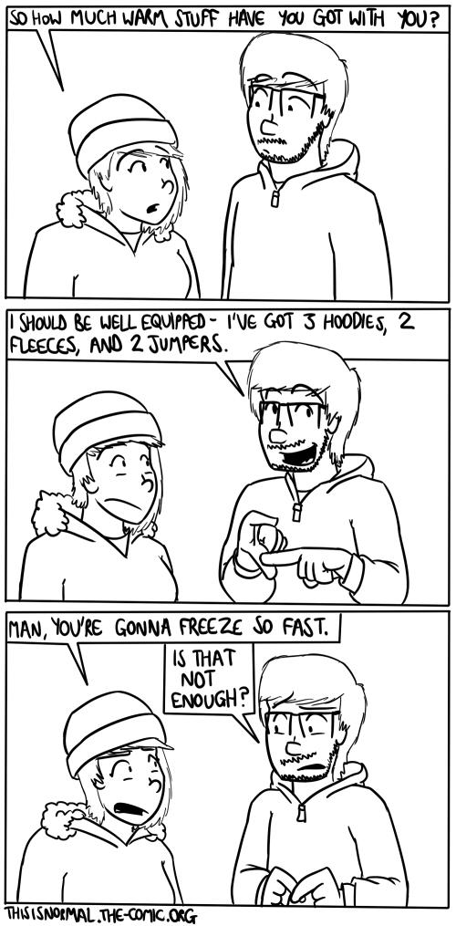 Canada - Part 2: Warm