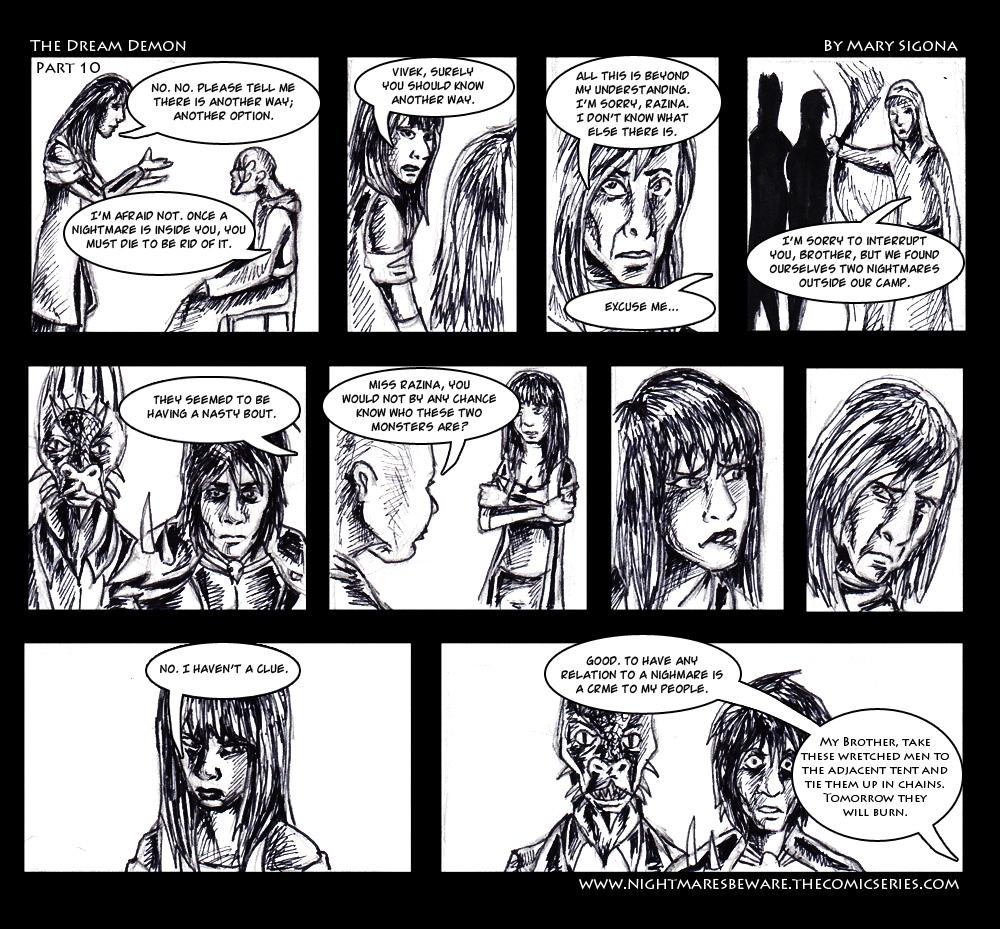 The Dream Demon (Part 10)
