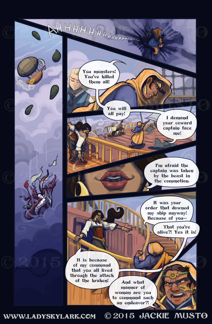 Lady Skylark and the Queen's Treasure - Page 159