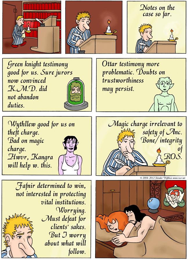Isolde's recap