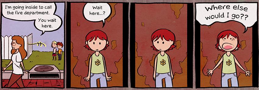 064: Wait Here