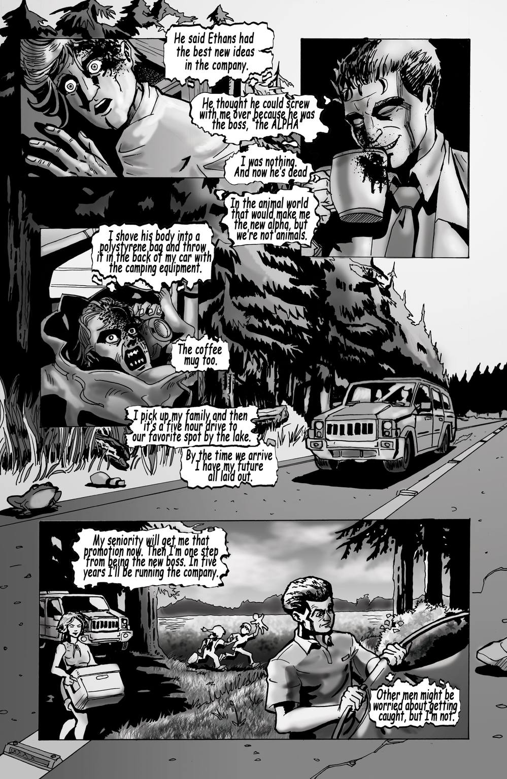 DUMP SITE page 2 - story 21