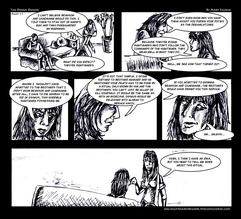 The Dream Demon (Part 11)