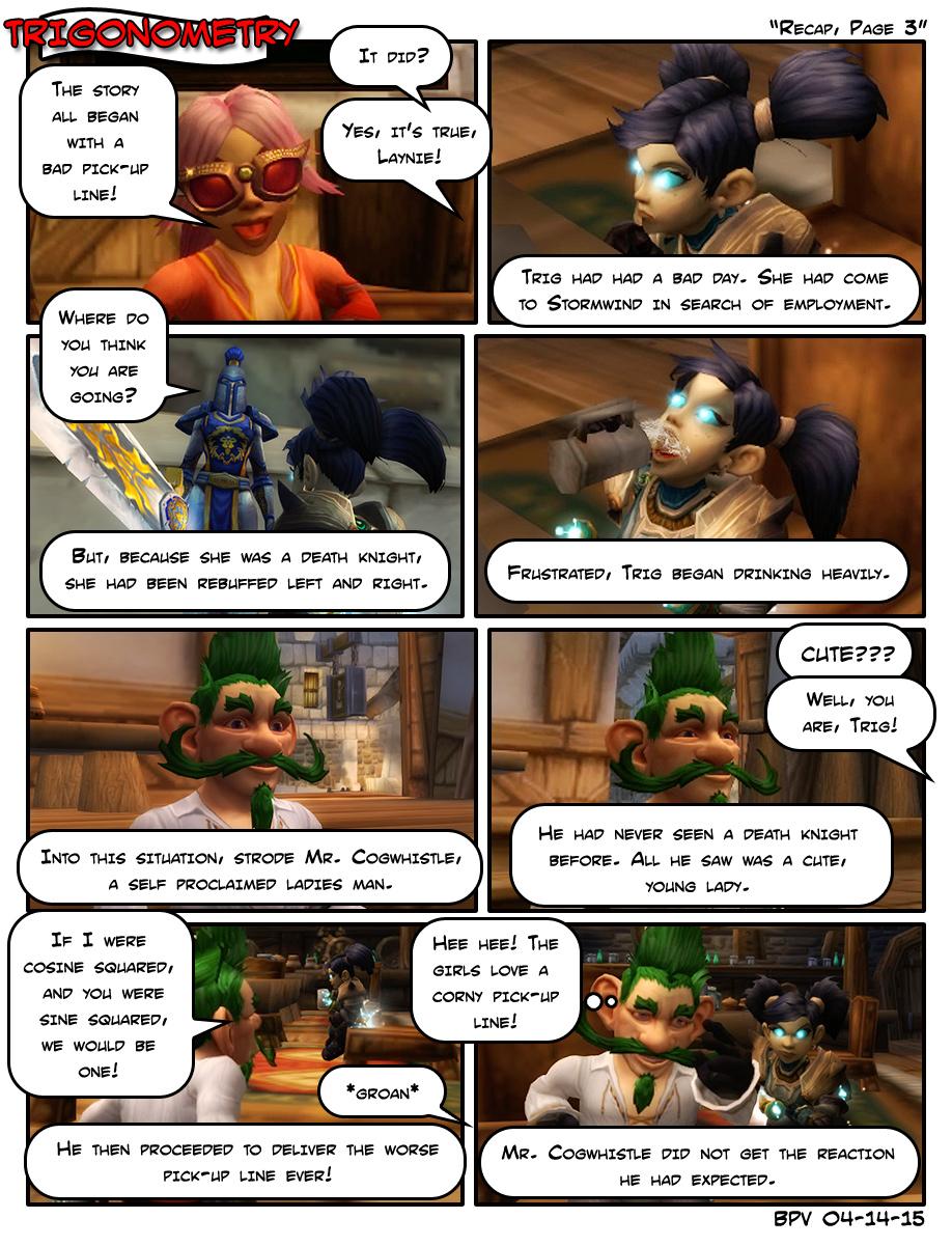 Recap, Page 3