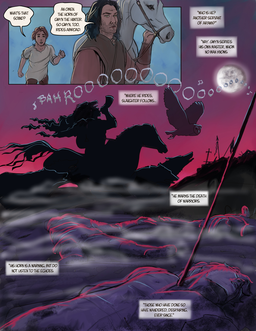 Chapter Two: Page Thirteen