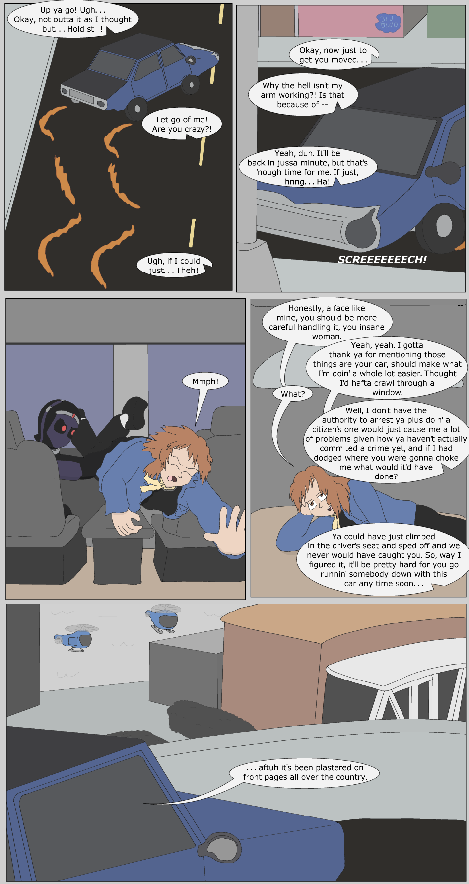 The Fast Life, Page 21