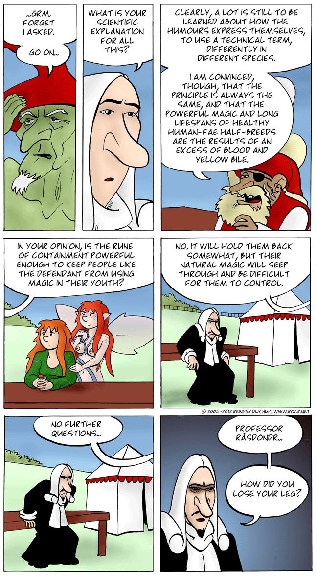 Fafnir breaks the taboo