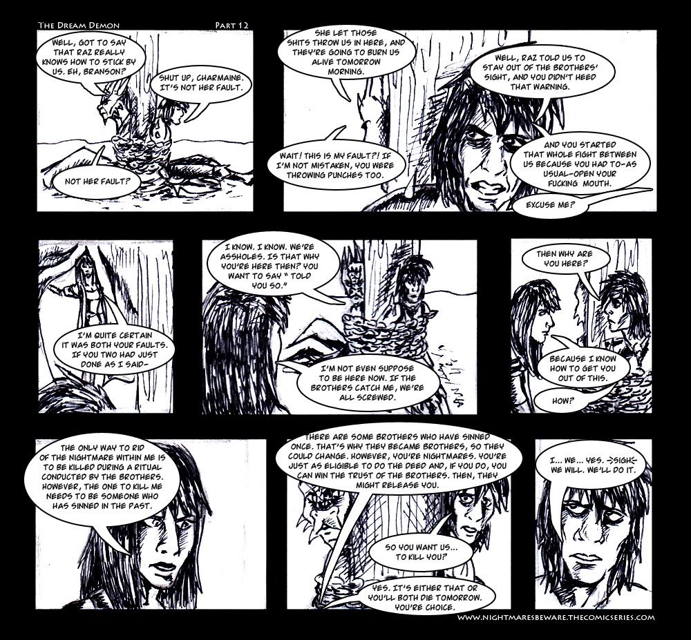 The Dream Demon (Part 12)