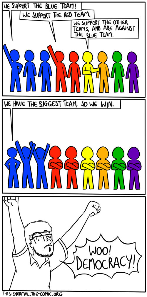 The Biggest Team