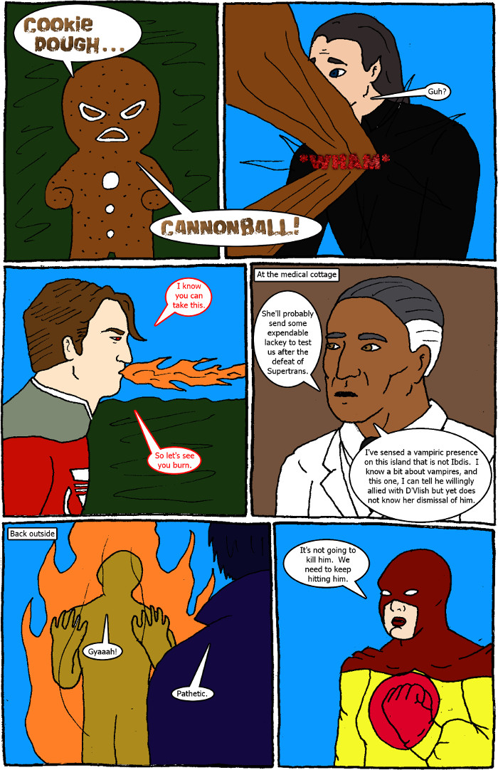 Page 9: issue 2 - D'Vlish Attacks
