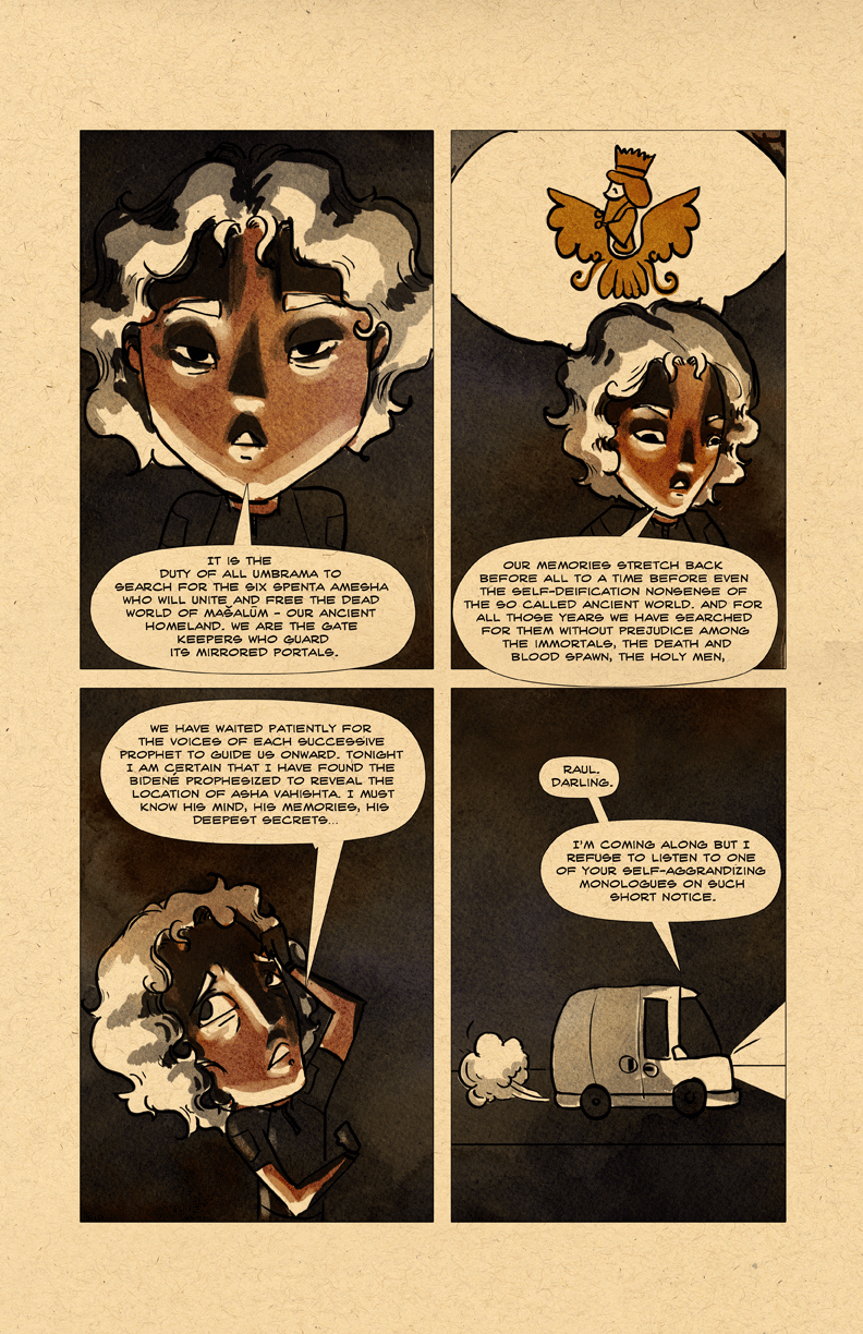 Chapter 3 Prelude : Page 1