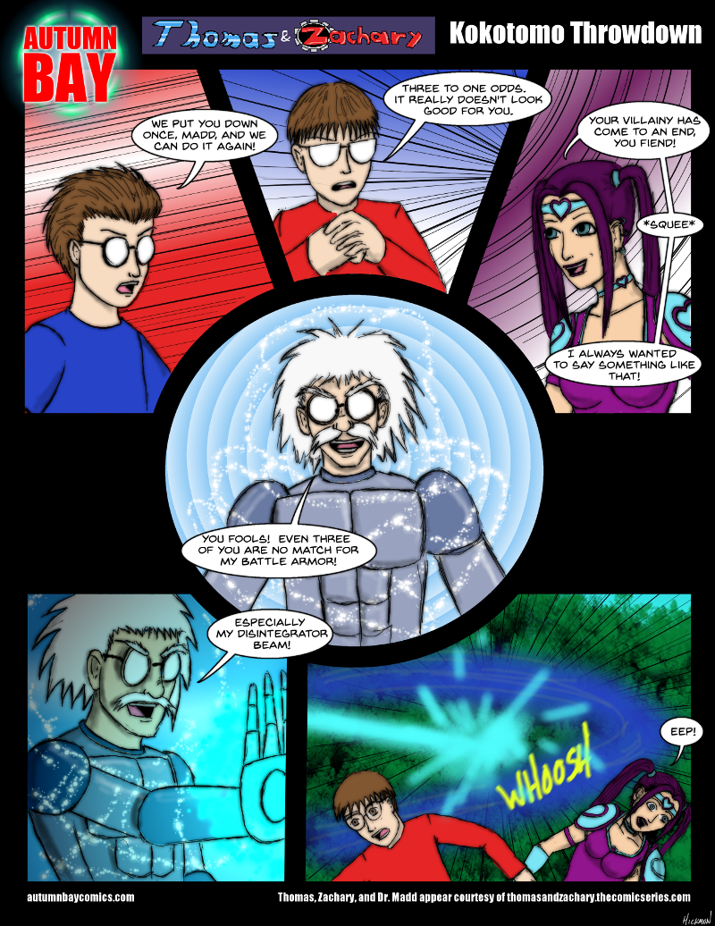 The Halloween Caper (2014) part 10