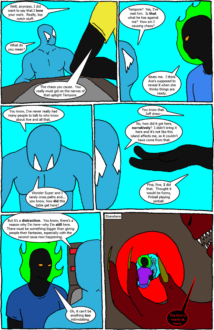Page 2: issue 2 - D'Vlish Attacks
