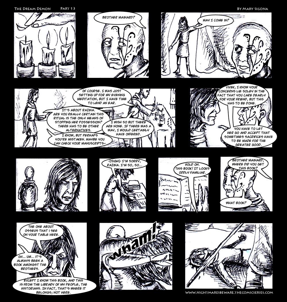 The Dream Demon (Page 13)