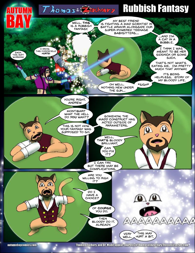 The Halloween Caper (2014) part 12