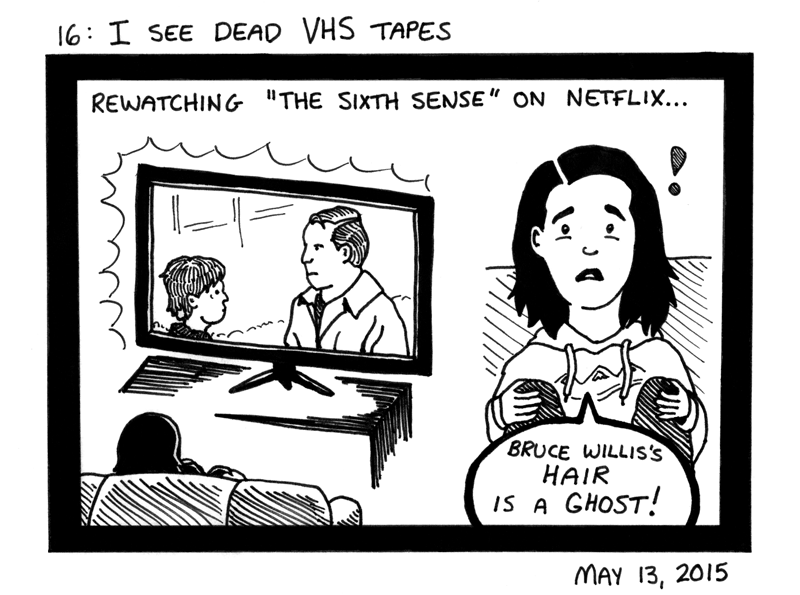 I See Dead VHS Tapes