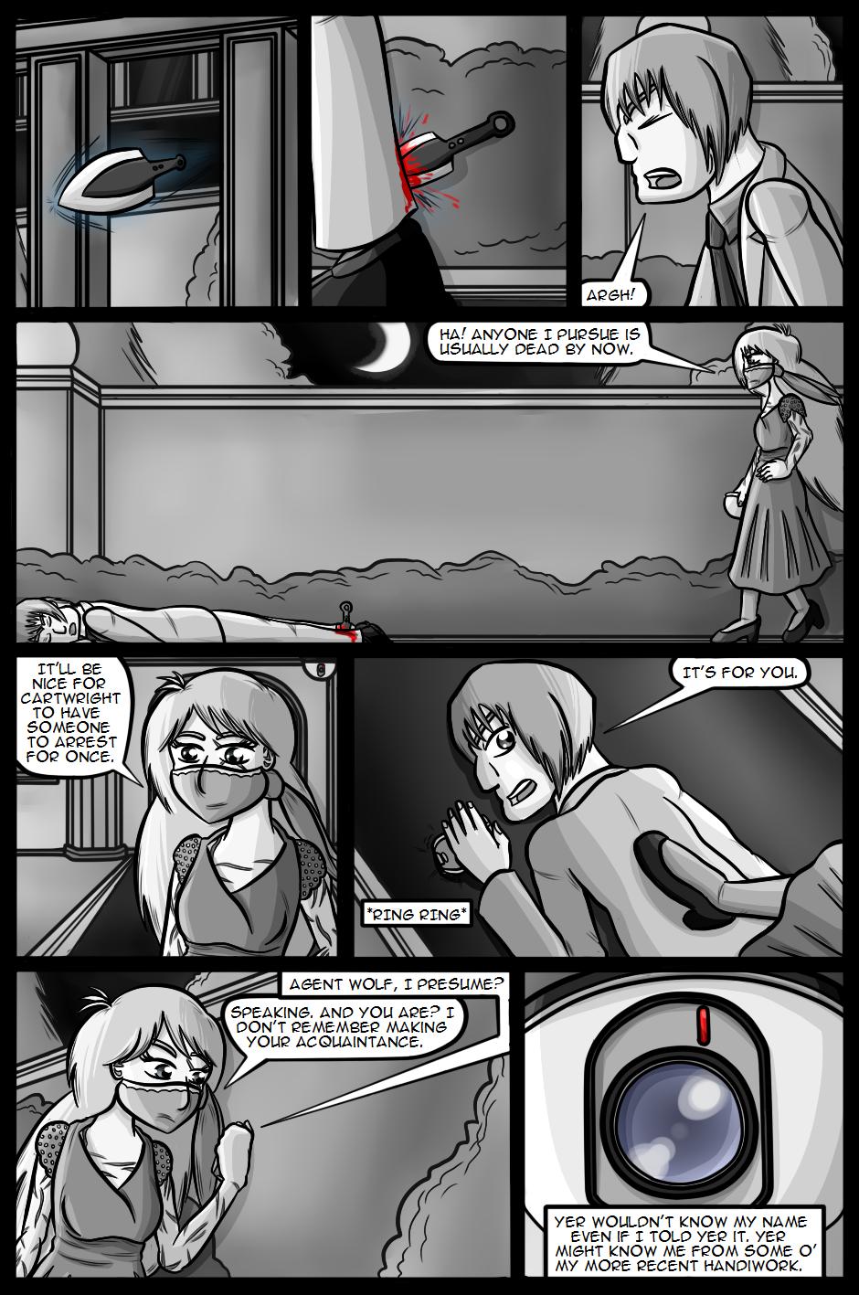 Infernal Affairs - Part 21