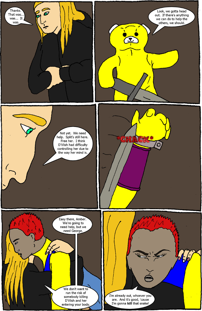 Page 12: issue 2 - D'Vlish Attacks