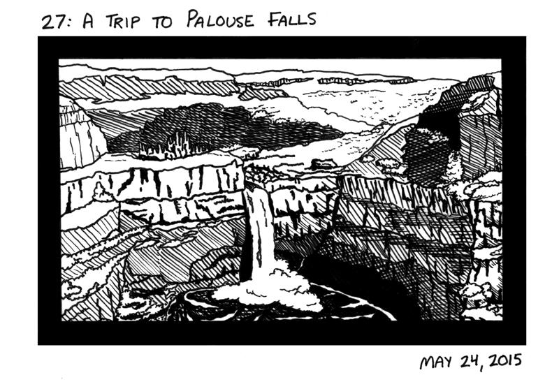 A Trip to Palouse Falls