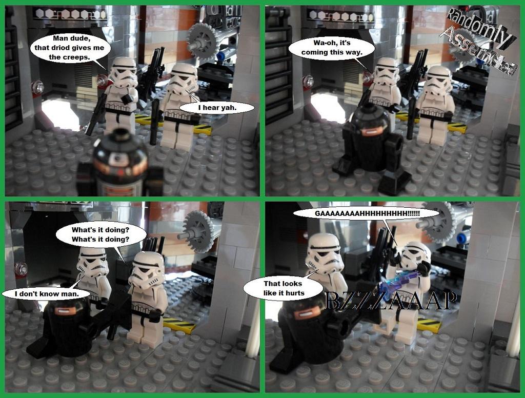 #287-Evil driod