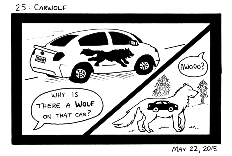 Carwolf