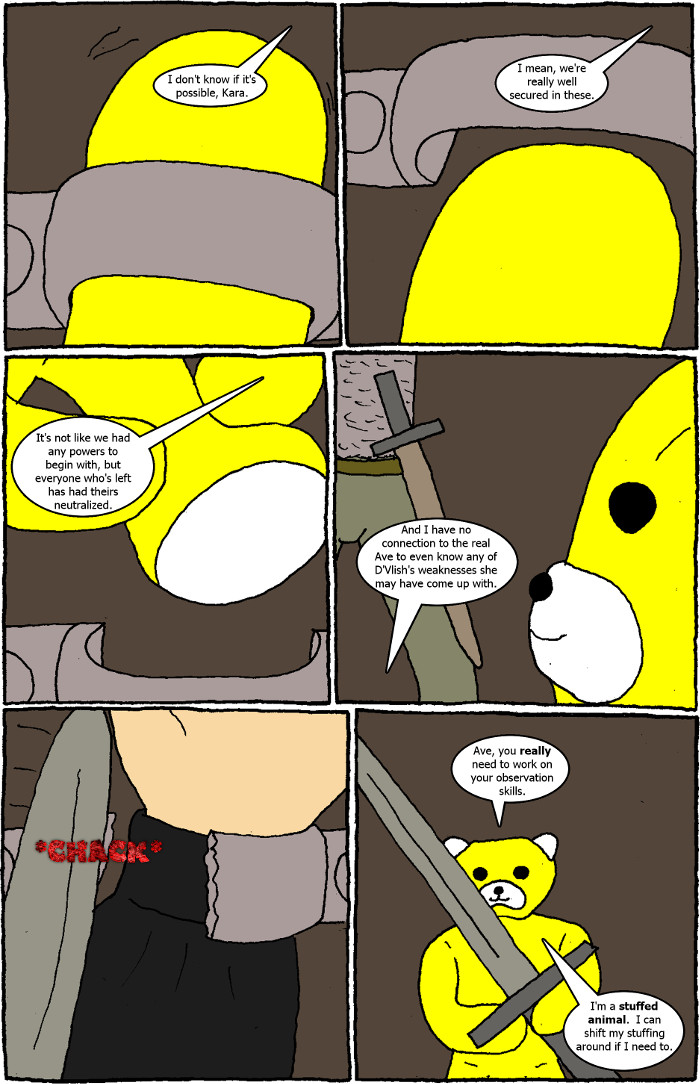 Page 11: issue 2 - D'Vlish Attacks