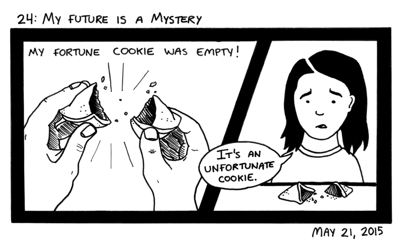 My Future is a Mystery