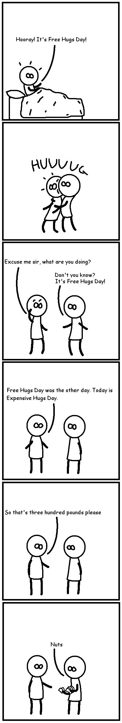Hugs 2 - Hug Harder