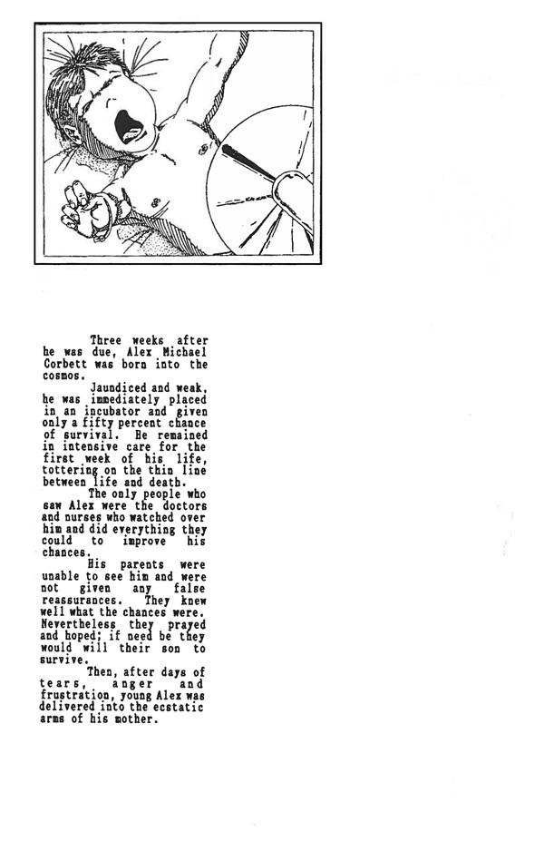 Alex's Story - Page 2