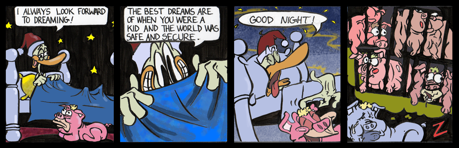In Which Florence has a Dream