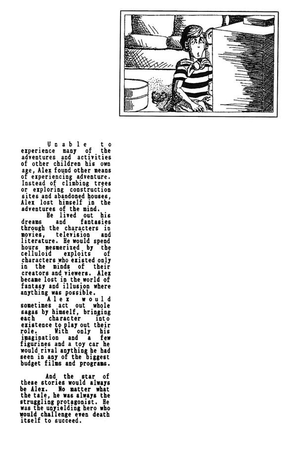 Alex's Story - Page 5