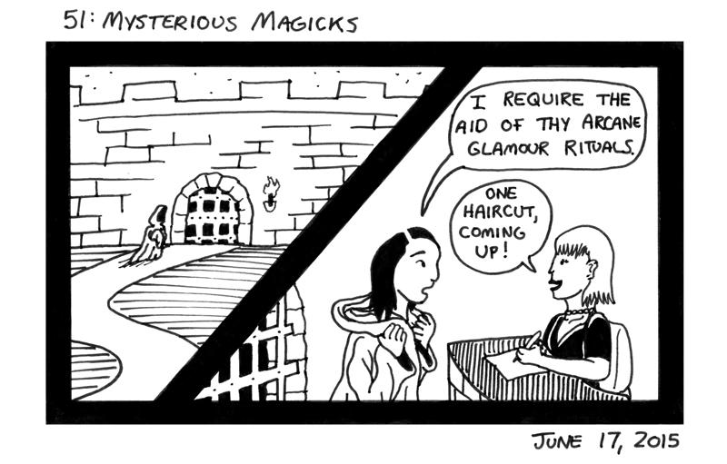 Mysterious Magicks