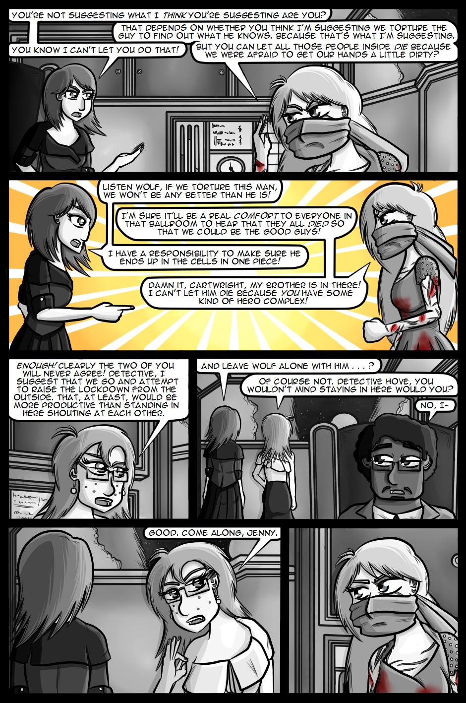 Infernal Affairs - Part 31