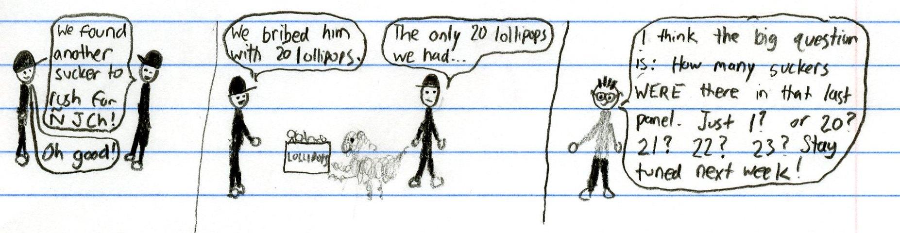 Lollipops, Part 2
