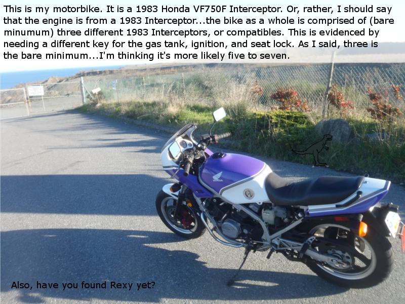 That's a Rexy Bike!