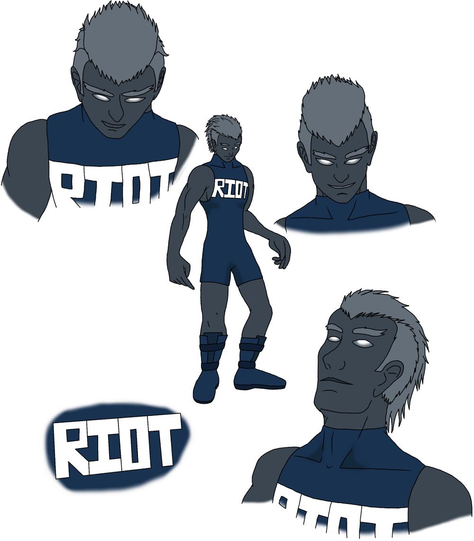 Intermission 6: Riot Final Concept