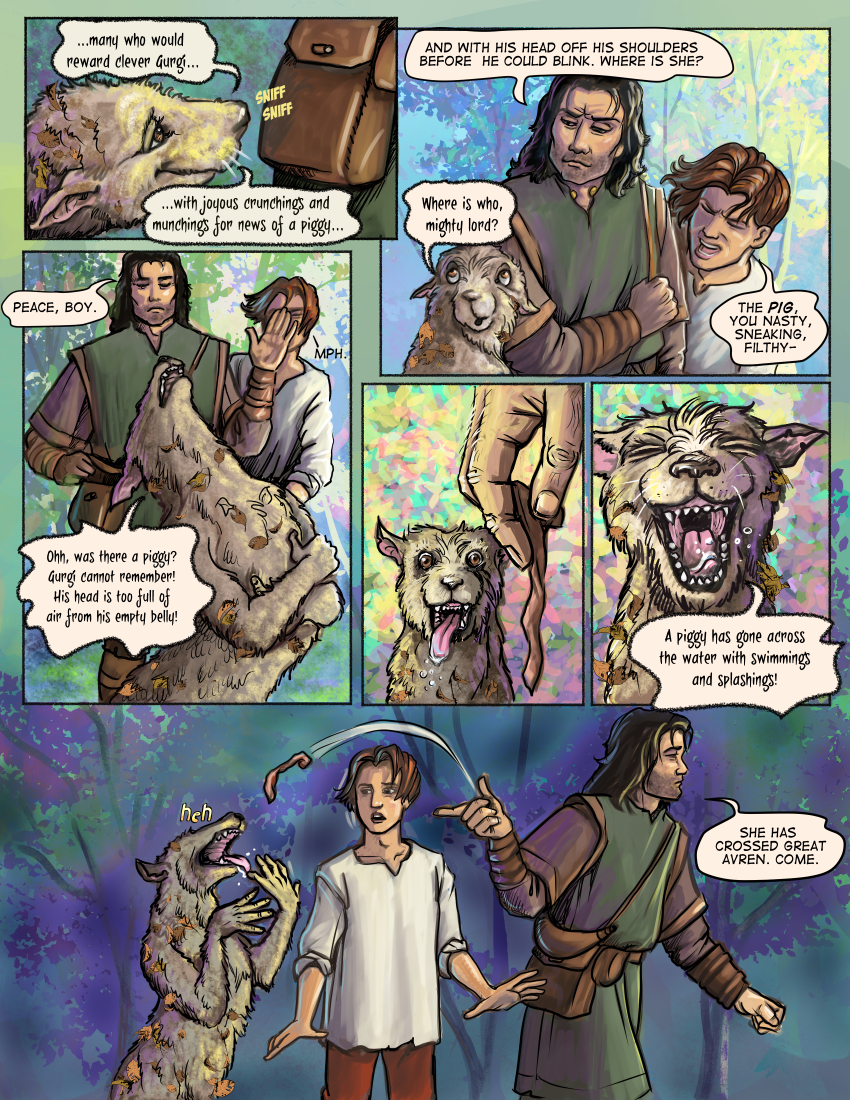 Chapter Three: Page Seven