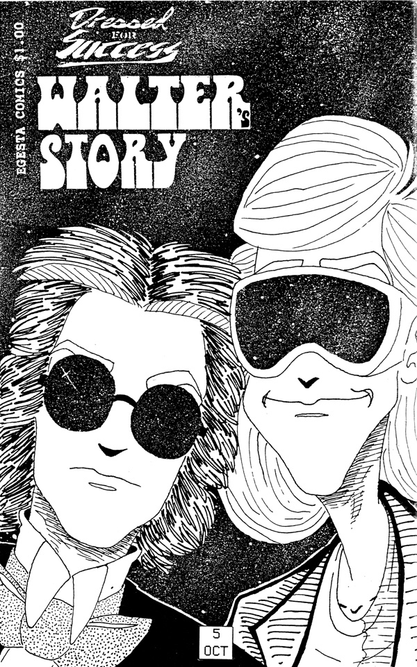 Walter's Story - Cover