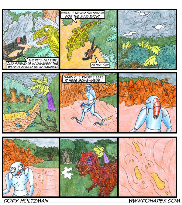 Poharex Issue #8 Page #11