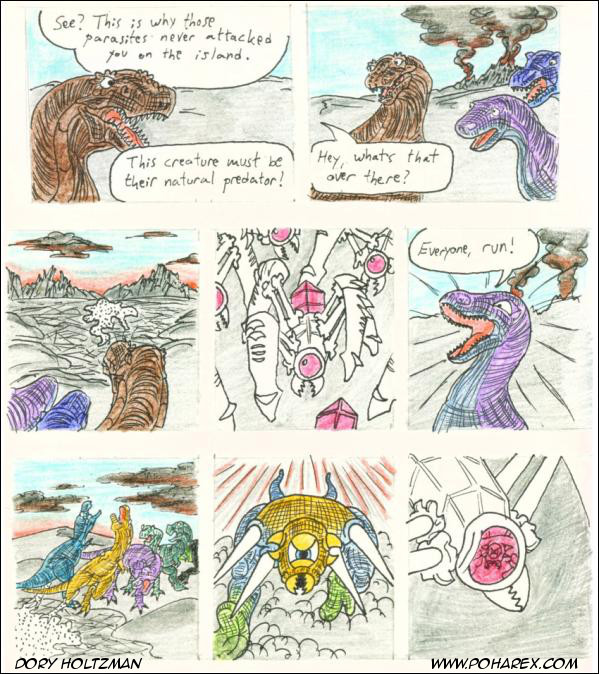 Poharex Issue #10 Page #10