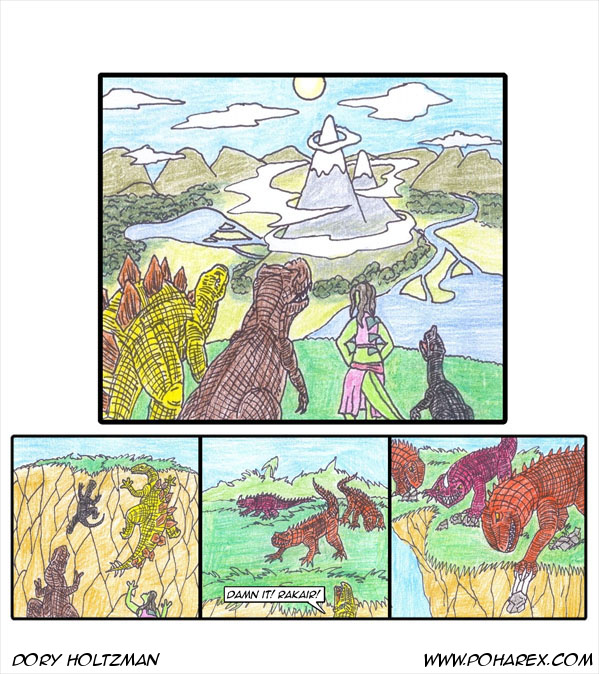 Poharex Issue #4 Page #3