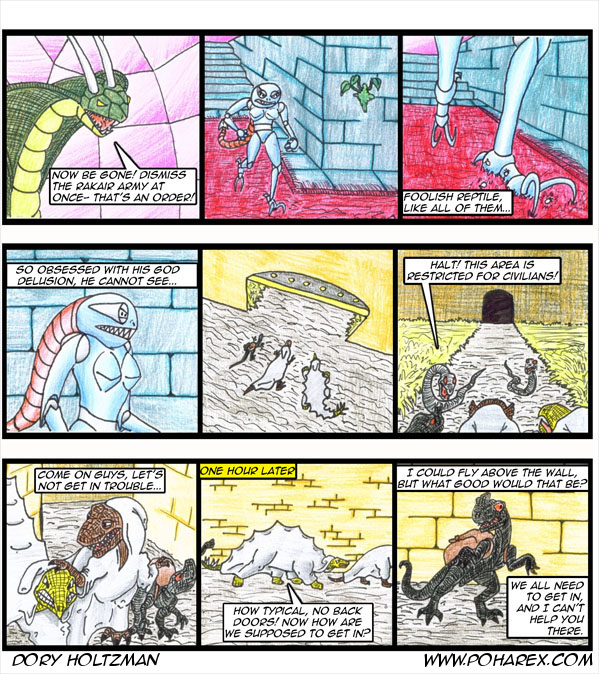 Poharex Issue #7 Page #11