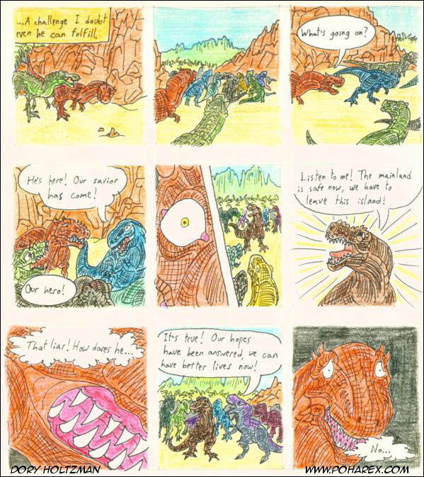 Poharex Issue #10 Page #4