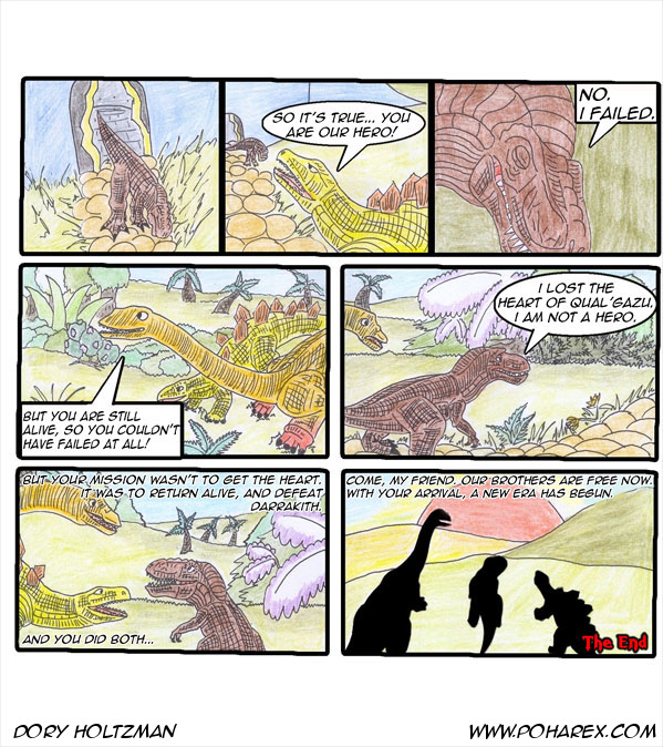 Poharex Issue #2 Page #12