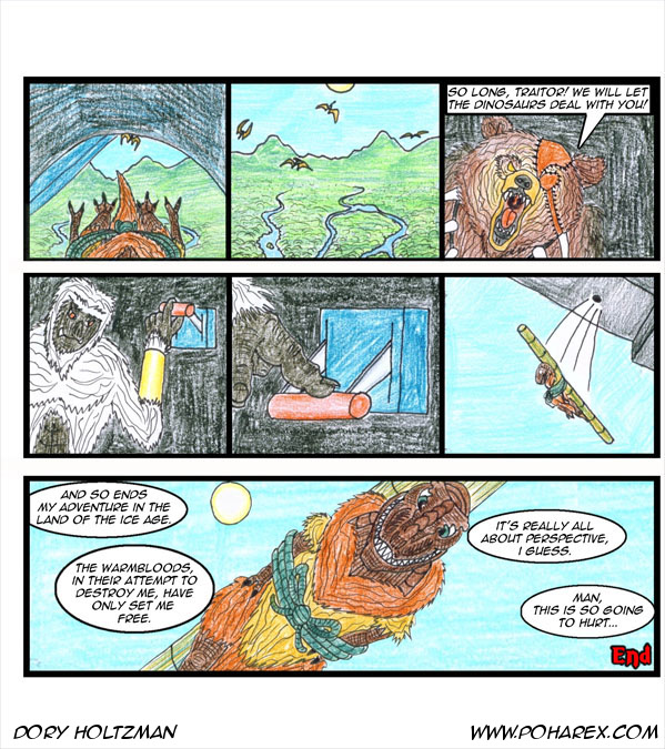 Poharex Issue #5 Page #15