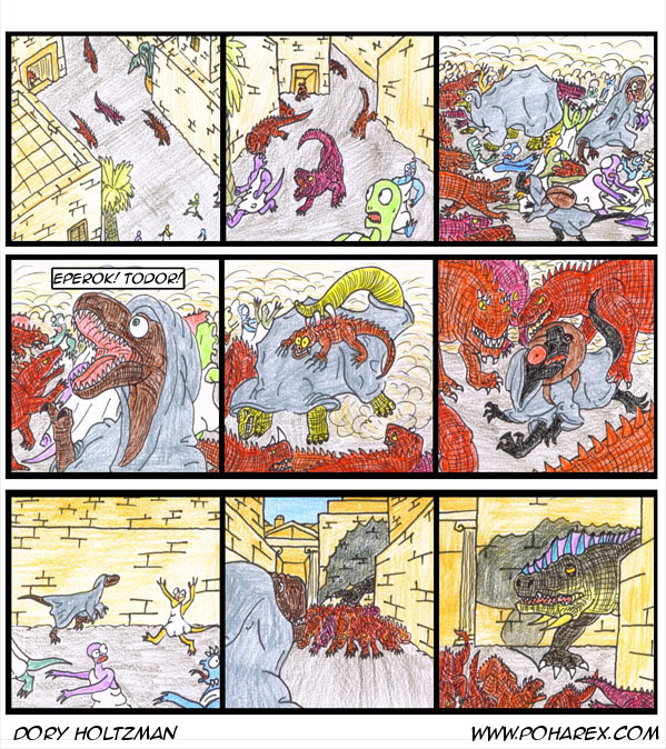 Poharex Issue #7 Page #6